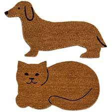 Cat & Dog Doormats & Rugs
