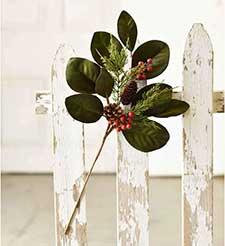 Christmas Picks & Floral