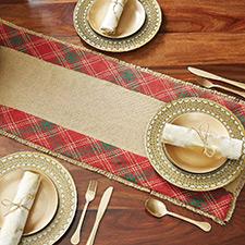 Christmas Linens & Tabletop