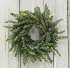 Christmas Wreaths & Candle Rings
