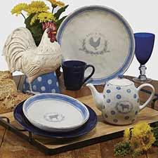 Country Style Dinnerware