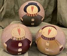 Primitive Decorative Balls & Bowl Fillers