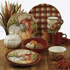 Fall & Halloween Dishes