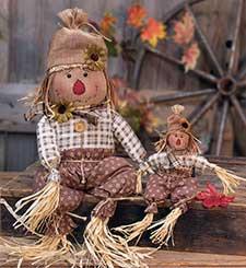 Fall Dolls