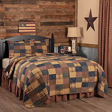 Patriotic Quilts & Pillows