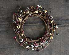 Pip Berry Candle Rings - Pillar size