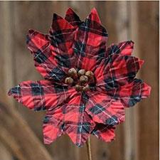Primitive Christmas Picks & Floral