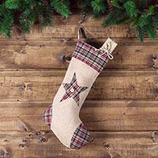 Primitive Stockings & Tree Skirts