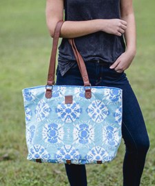 Sierra Canvas Handbags