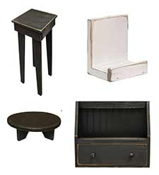 Small Furniture & Tabletop Decor
