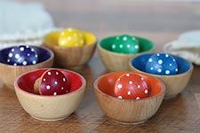 Montessori & Waldorf Style Wood Toys