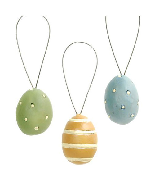 Easter Egg Ornament, by Blossom Bucket