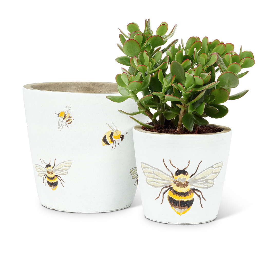 Small Flying Bee Planter