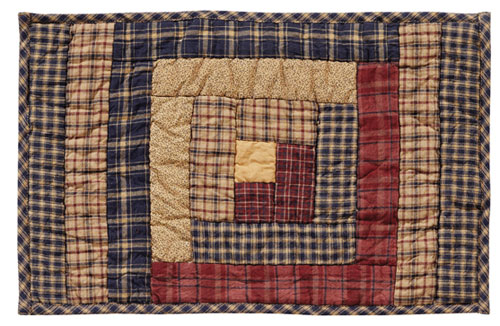 Millsboro Quilted Placemats, by Victorian Heart