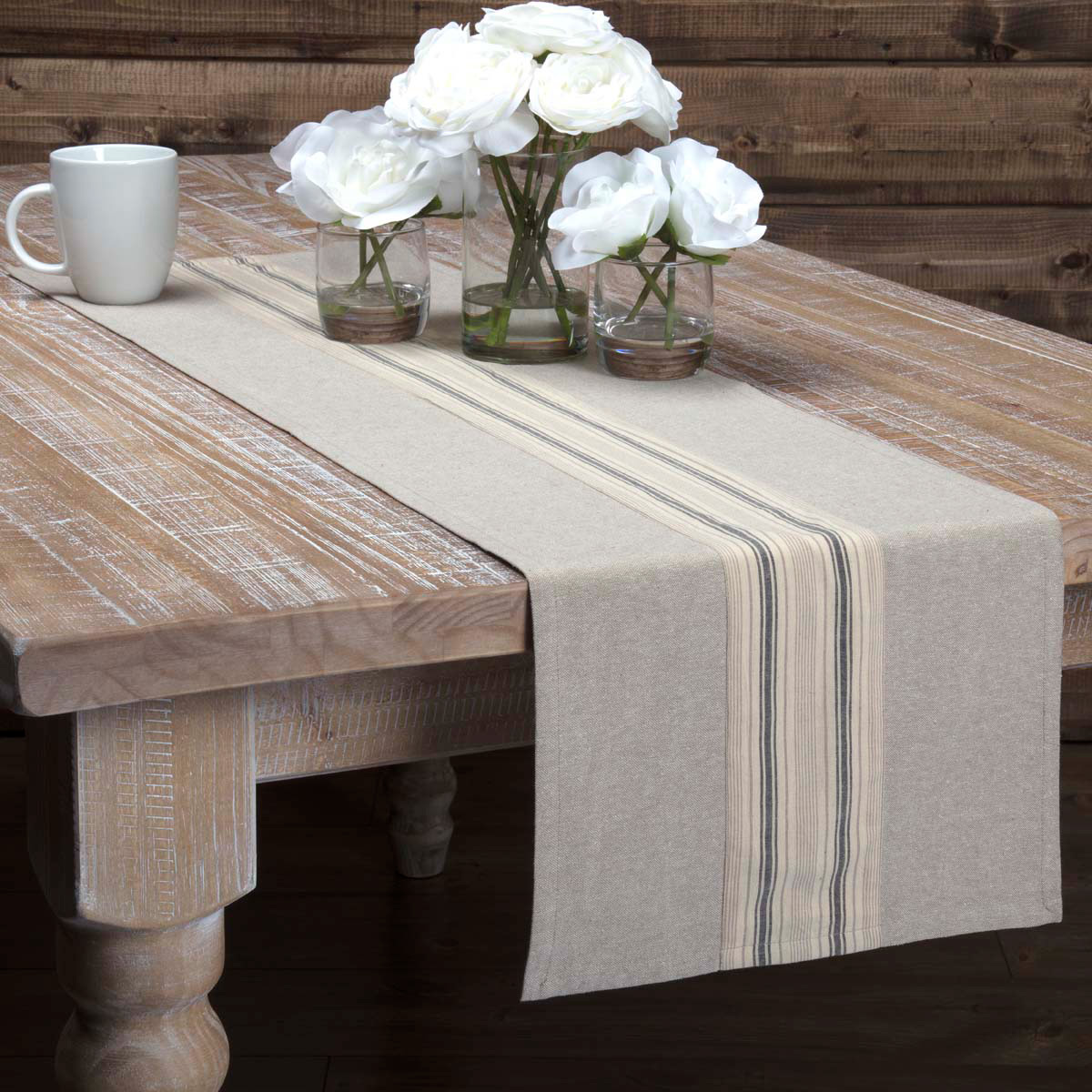 Sawyer Mill Table Runner, by VHC Brands.