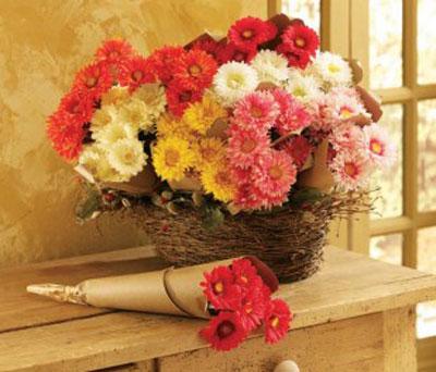Chrysanthemum Bouquets