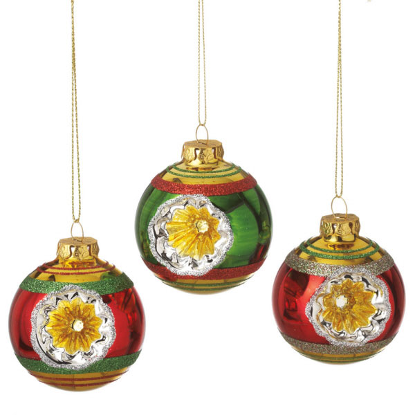 Retro Witch Eye Ornament, by Seasons of Cannon Falls