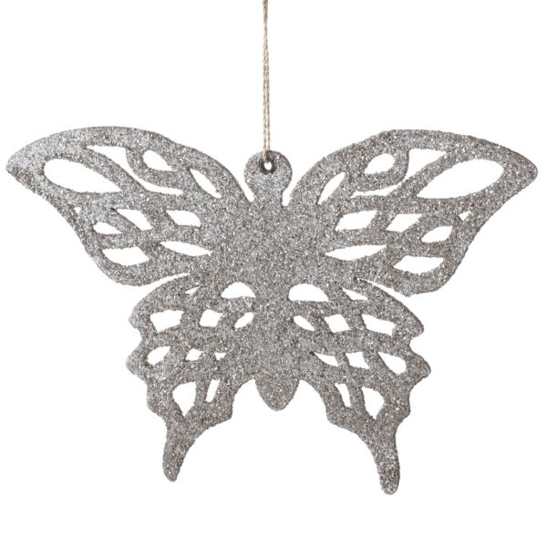 Filigree Butterfly Ornament, by Seasons of Cannon Fall