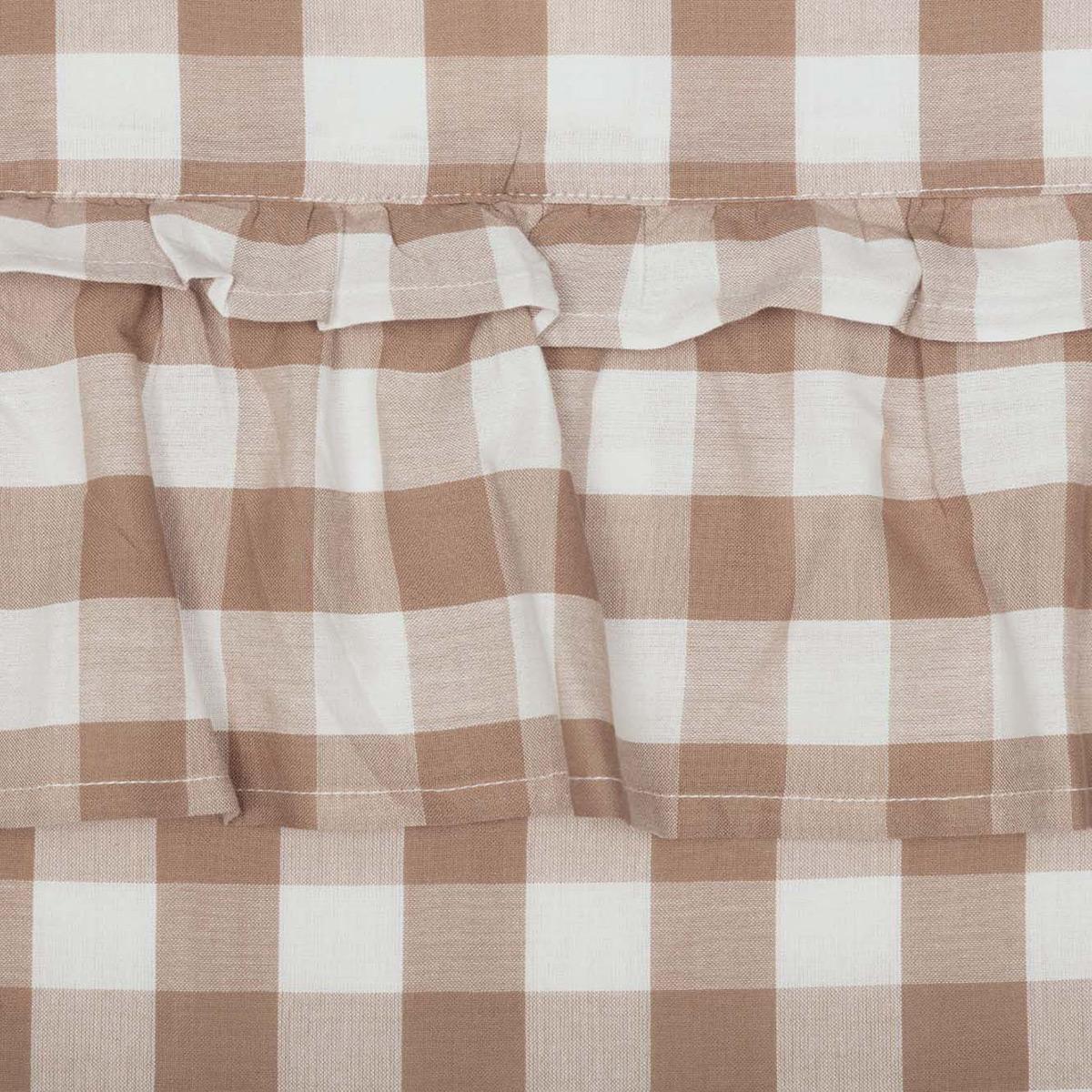 Annie Buffalo Check Portabella Fabric