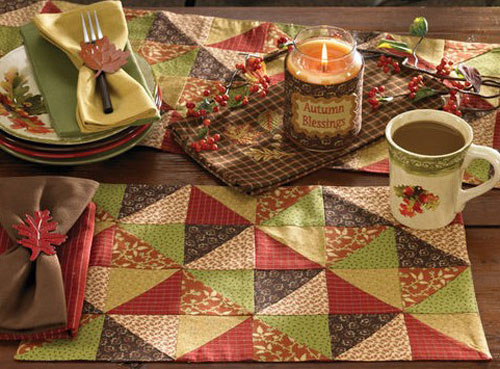 Indian Summer Collection, by Park Designs