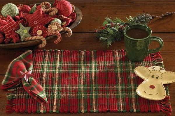 Cranberry Spice Placemat, by Park Designs