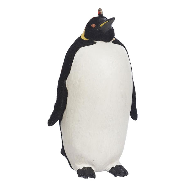 Emporer Penguin Ornament, by Seasons of Cannon Falls