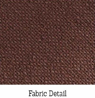 Burlap Brown Chocolate Fabric