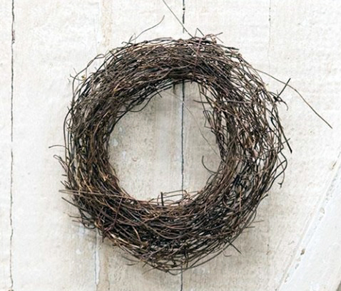 6 inch Angel Hair Vine Ring