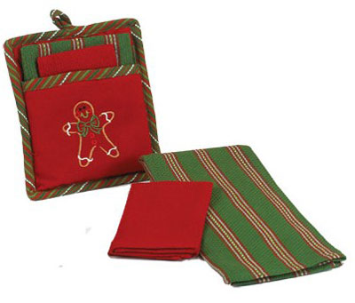 Gingerbread Gift Set, by Kay Dee Designs