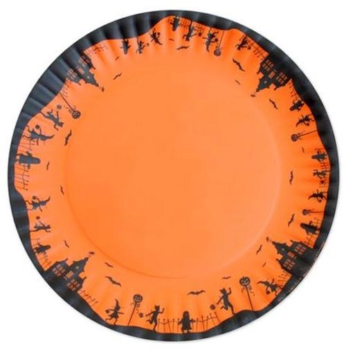 Melamine Halloween Platter, by One Hundred 80 Degrees