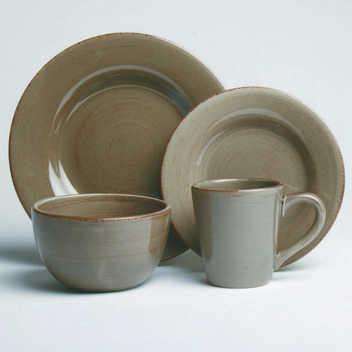 Sonoma Gray Dinnerware