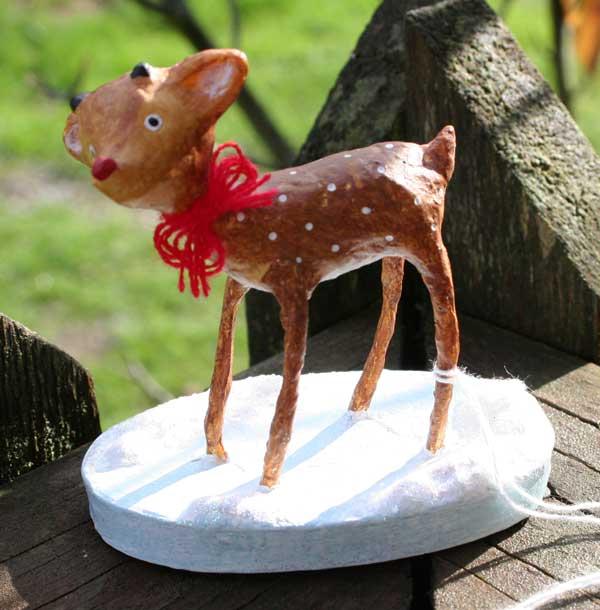 Baby Rudolph, by ESC Trading Company