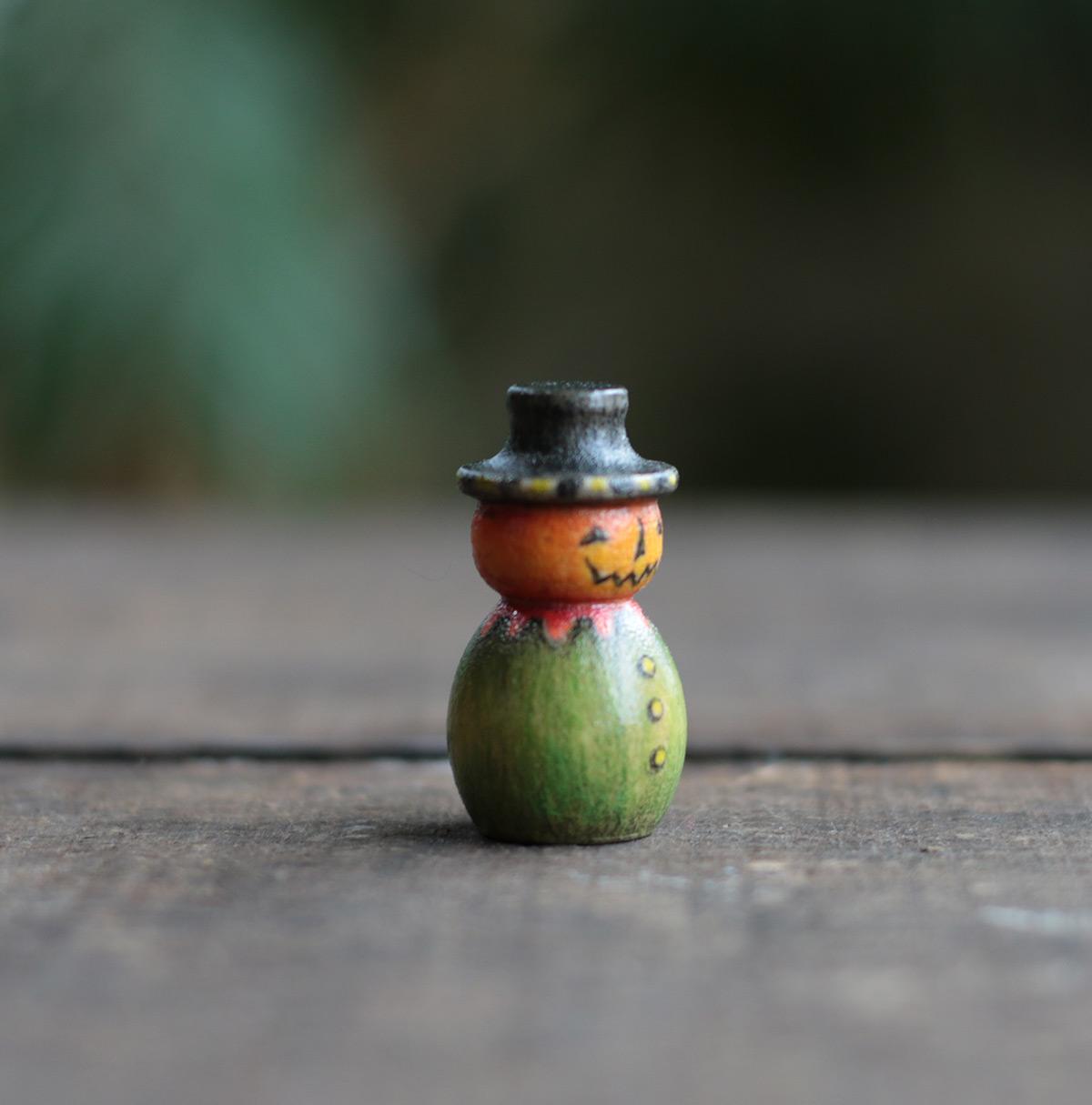 Mini Jack O Lantern Pumpkin Pies