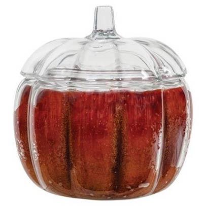 Pumpkin Spice Pumpkin Jar Candle