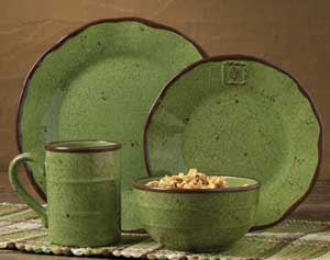 Herb Garden Dinnerware - Dinner Plate