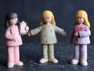 TLC Nurses (Set of 3)