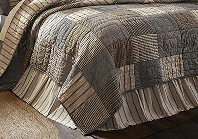 Sawyer Mill Queen Bed Skirt