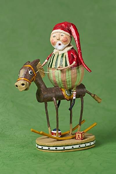 Muletide Santa