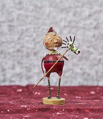 Horsing Around Santa