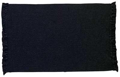 Casual Classics Placemat - Black (extra long)