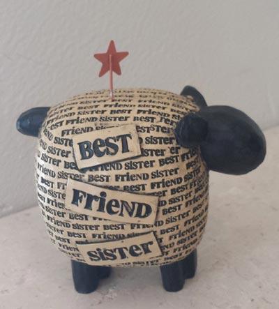 Best Friend Sister Sheep