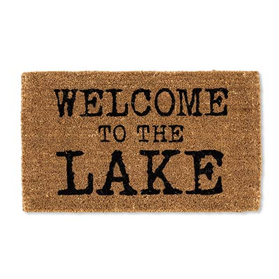 Welcome to the Lake Doormat