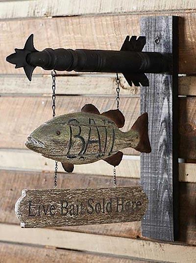 Fish Bait Arrow Replacement