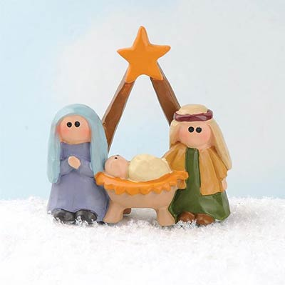 Holy Family with Star
