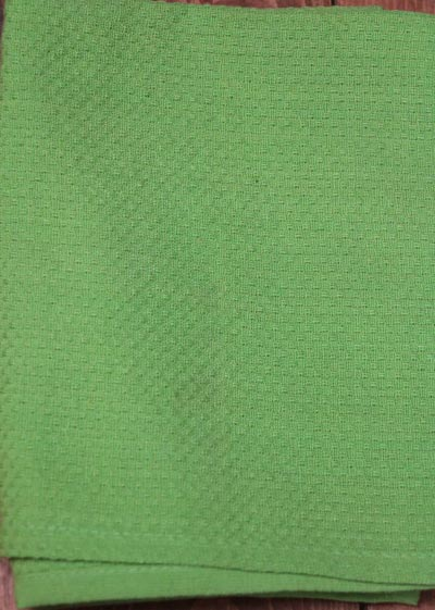 Lime Zest Dishtowel