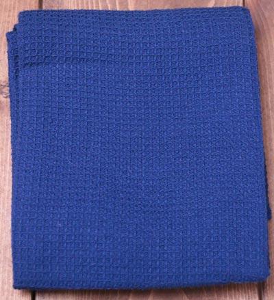 Blueberry Waffle Weave Dishtowel