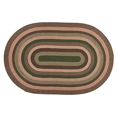 Barrington 6 X 9 Foot Braided Rug By Nancy S Nook The