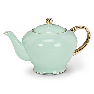 Mint Evelyn Teapot