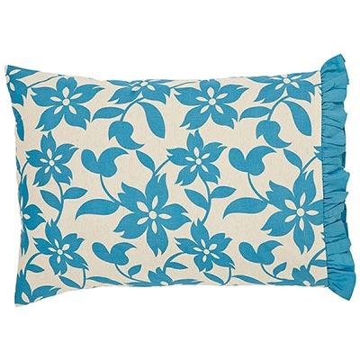 Briar Azure Pillow Cases (Set of 2)