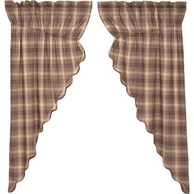 Dawson Star 63 inch Prairie Curtain